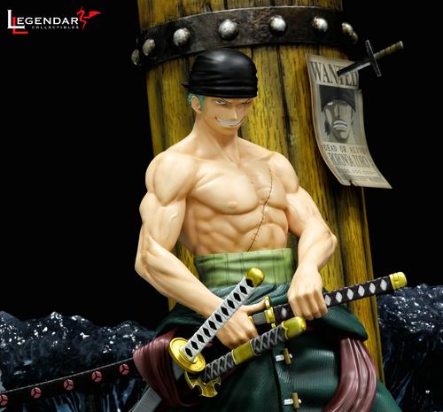 【Pre-order】 Legendary Collectibles 1:4 zoro