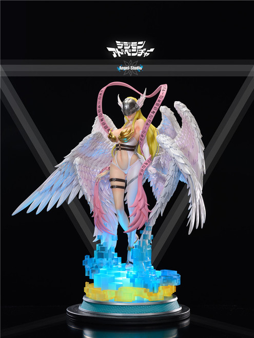 【Pre-order】Angel Studio Angewomon  resin statue with LED