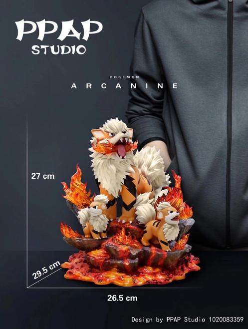 【Pre-order】PPAP Studio  Arcanine resin statue