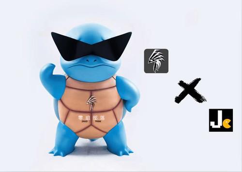 [PRE-ORDER] Zero Studio Pokemon resin statue 1:1 Squirtle DEPOSIT