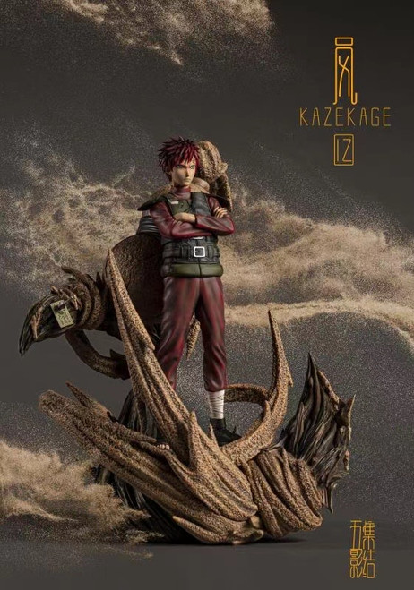 【IN-STOCK】IZ studio 1:6 gaara