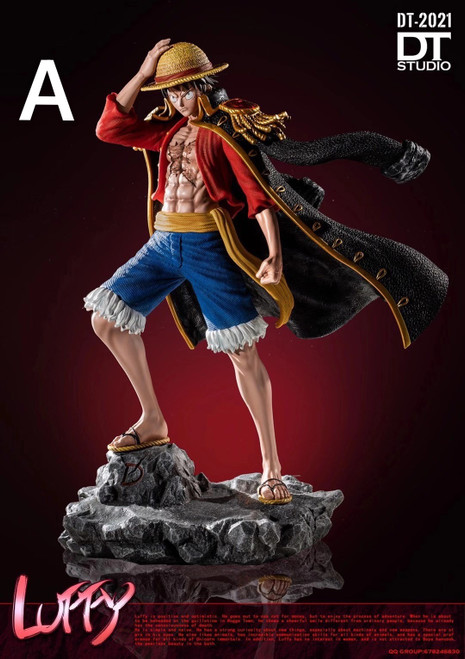 【PRE-ORDER】DT Studios Luffy  resin statue