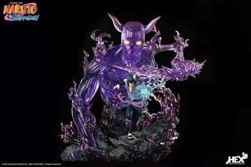 【PRE-ORDER】HEX studio Sasuke resin statue