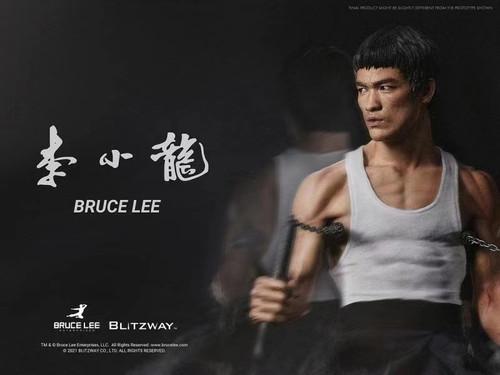 【PRE-ORDER】Blitzway Studio  1/4 Bruce Lee resin statue