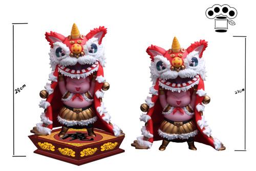 【PRE-ORDER】Panda Studio Buu resin statue