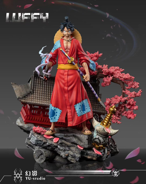 【PRE-ORDER】YU Studio Luffy resin statue