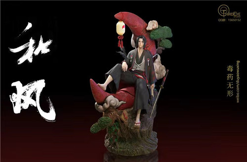 【PRE-ORDER】Third Eye Studio Uchiha Itachi  resin statue