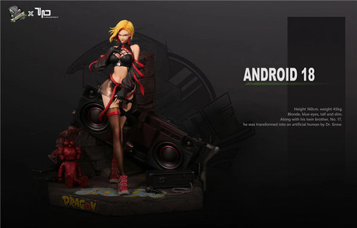 【PRE-ORDER】Force & Turning point Studio 1/6 Android 18  resin statue
