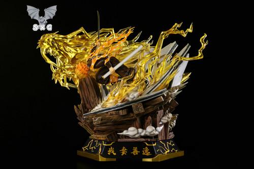 【PRE-ORDER】SXG studio 1/6 Agatsuma Zenitsu resin statue with LED