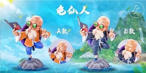 【PRE-ORDER】LL Studio Master Roshi resin statue