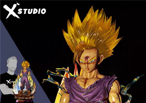 【IN-STOCK】X-STUDIO DRAGON BALL 1/3 scale super Gohan resin statue