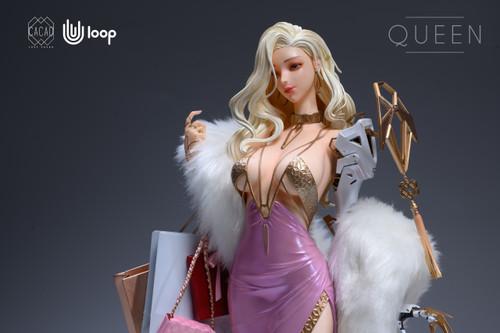 【PRE-ORDER】U-loop Studio  1/4 Queen
