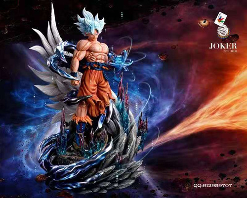 【PRE-ORDER】JOKER STUDIO 1/6 Goku with LED