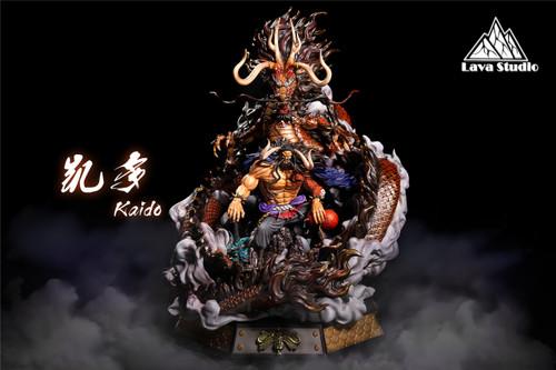 [PRE-ORDER]LAVA studio KAIDO one piece resin statue DEPOSIT