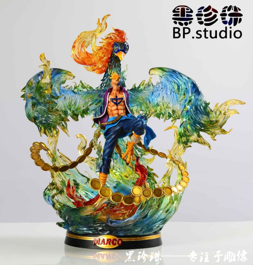 【IN-STOCK】BP studio One piece resin statues Marco