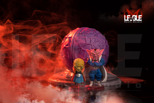 【PRE-ORDER】LEAGUE WCF RESIN BUU EGG