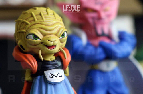 【PRE-ORDER】LEAGUE WCF RESIN BABIDI