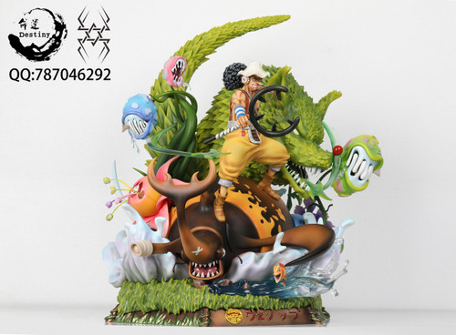 【PRE-ORDER】Destiny  studio 1:6 Usopp One Piece resin statue