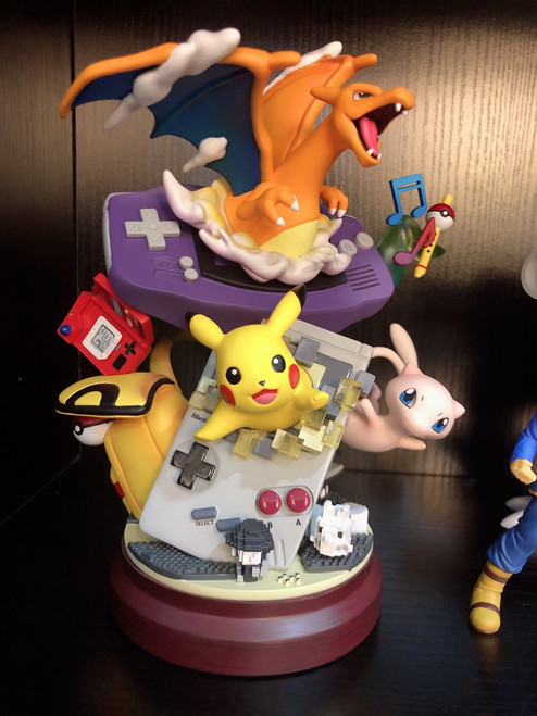 【IN-STOCK】 MFC Pokemon resin figure GBA pikachu