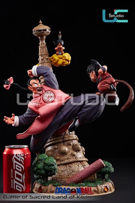 【IN-STOCK】 Dragonball resin statue UCS BATTLE OF SACRED LAND OF KORIN
