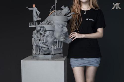 【PRE-ORDER】YK Studio 1:8 scale Pain resin statue