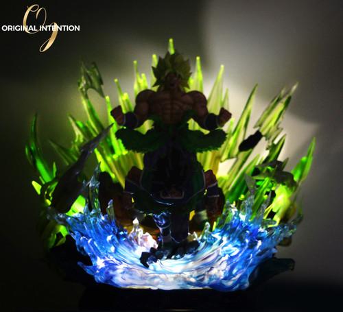 【PRE-ORDER】OI studio 1:6 broly resin statue