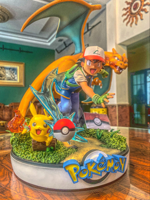 【IN-STOCK】Shark Studio Satishi team Pokemon