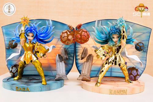 【PRE-ORDER】LongYuanGe studio Saga&Kanon  resin toy