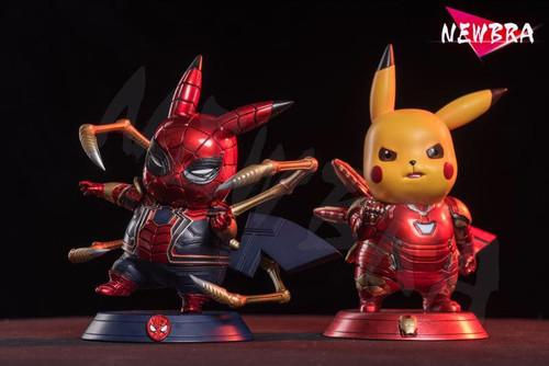 【PRE-ORDER】Newbra STUDIO Pickchu COS Spider-Man