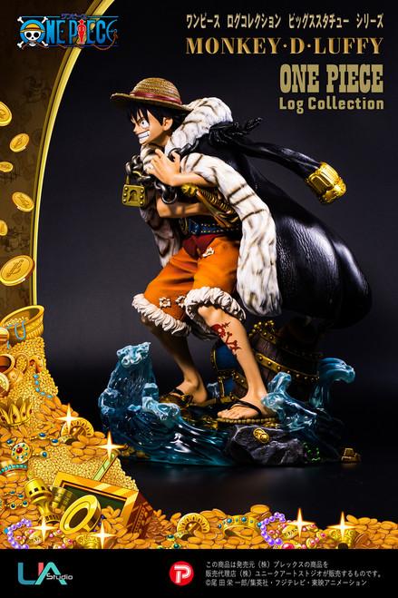 【IN-STOCK】UCA STUDIO Licensed resin statue 1:4 LUFFY
