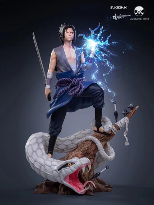 【PRE-ORDER】 Burning Wind Studio 1:7 sasuke