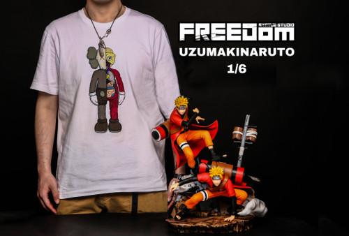 【Pre-order】FREEDOM STUDIO 1:6 Naruto statue