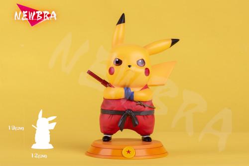 【PRE-ORDER】NEWBRA studio pikachu Goku COS