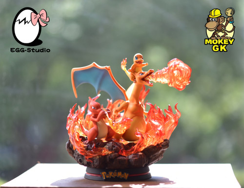 【PRE-ORDER】EGG studio Charizard resin statue