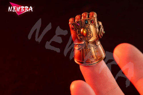 【IN-STOCK】NEWBRA Studio Thanos pikachu resin toy FREE SHIPPING