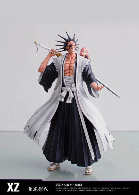 【IN-STOCK】X-Z studio Kenpachi resin statue