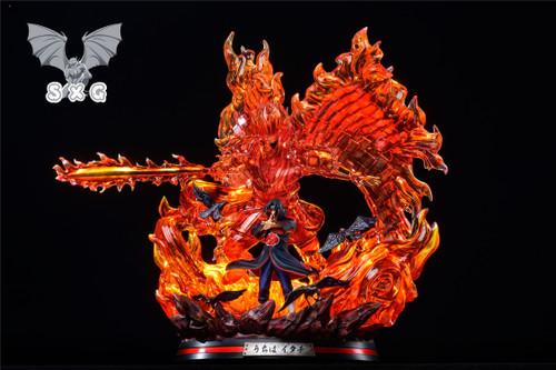 【PRE-ORDER】SXG studio 1:8 Itachi resin statue