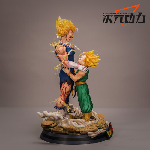 【IN-STOCK】Dimension Power Studio DBZ resin statue 1:4 vegeta&trunk