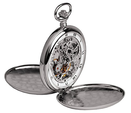 Royal London 90016-01 Mens Mechanical Pocket Watch