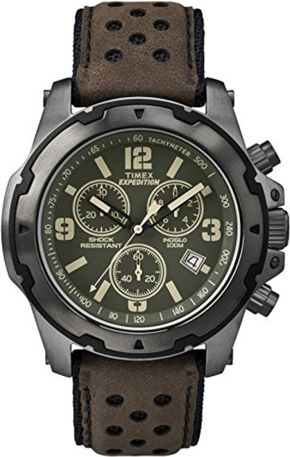 Timex Mens TW4B01600 EXPEDITION RUGGED FIELD CHRONO