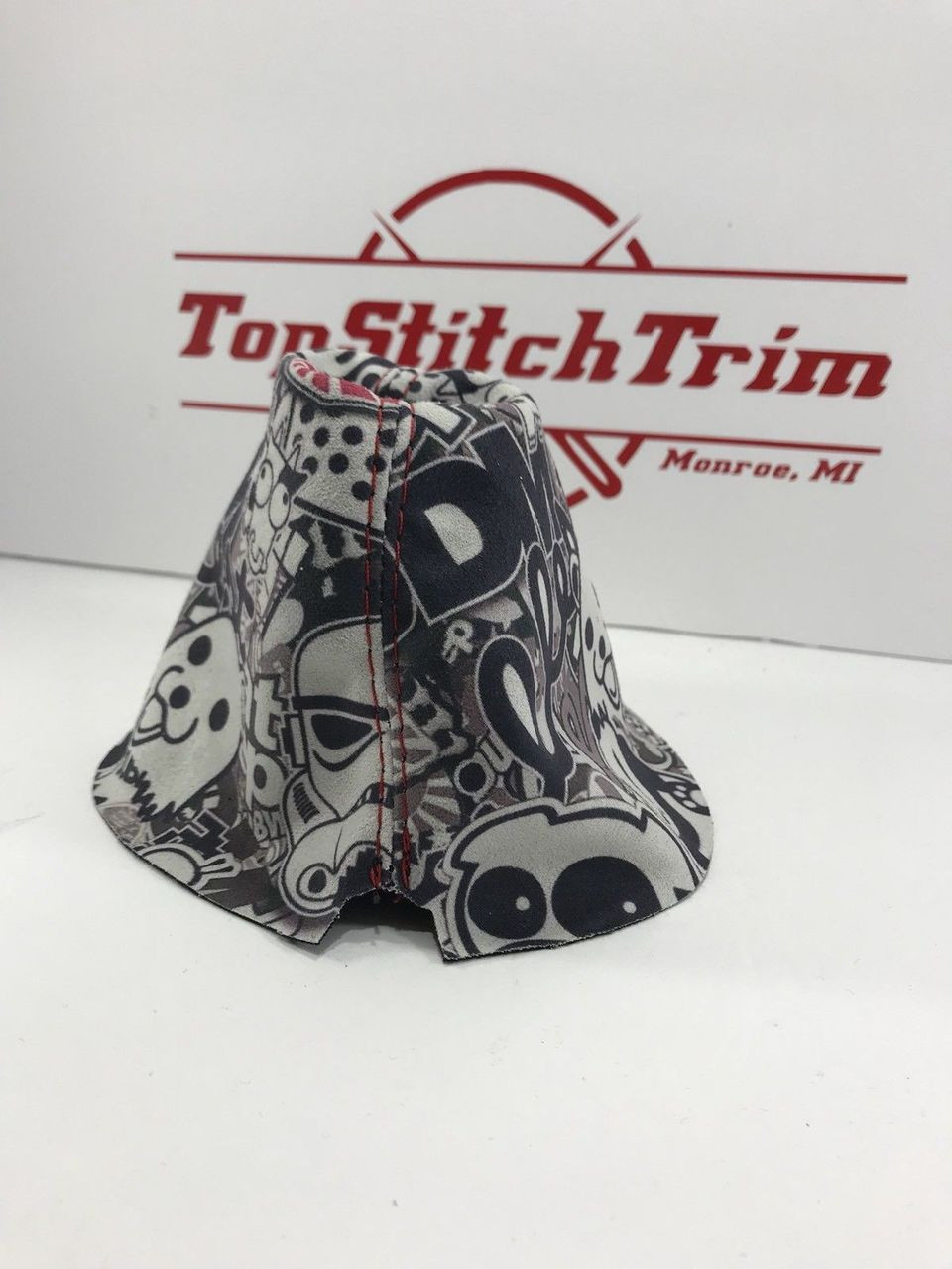 Top Stitch Trim For Nissan 350z Infinity g35 370z g37 All Years Galaxy Print Shift Boot