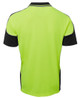 JB's HI VIS CONTRAST PIPING POLO 6HCP4