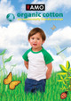 Ramo Babies Raglan Sleeve T-Shirt B103RG
