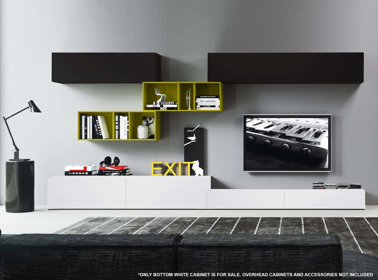 low priced 2bd8a 8a0a9 FREE SHIPPING Darwin Modular Extra Large TV Unit