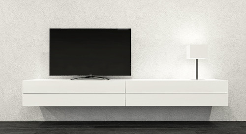 Canberra Floating TV Entertainment Unit