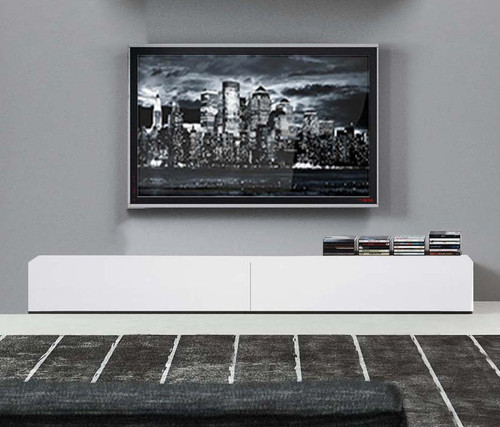 Brisbane Lowline Floor TV Entertainment Unit
