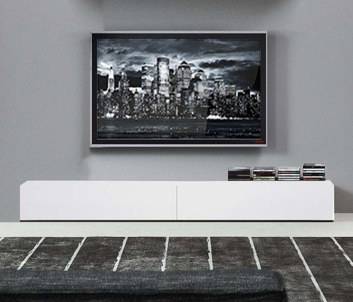 Brisbane Lowline Floor TV Entertainment Unit( FREE FREIGHT)