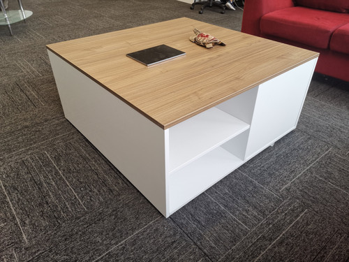 Rome Square Coffee Table