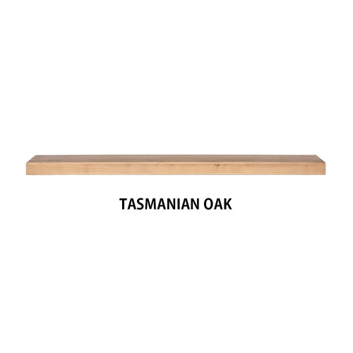 Tasmanian Oak Wood Floating shelf