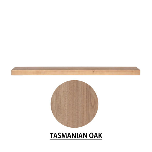 Tasmanian Oak Wood Floating shelf (Free Freight)